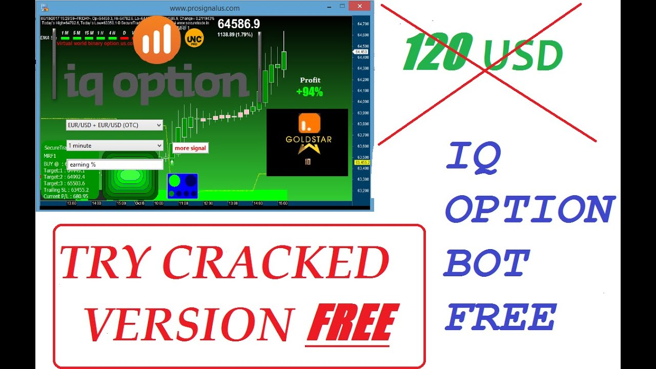 binary options robot cracking
