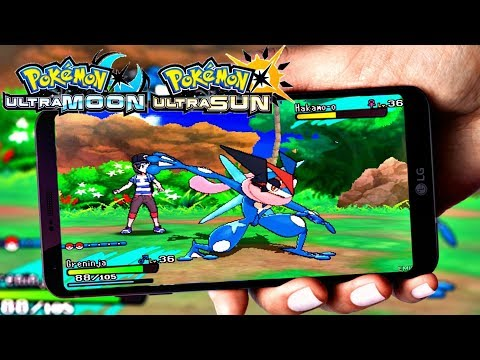 [450MB] DOWNLOAD OFFICIAL POKEMON ULTRA SUN & MOON FOR ANDROID/IOS