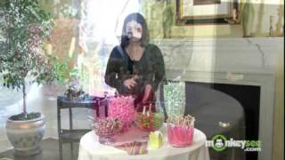 Creating A Candy Buffet