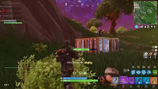 Fortnite: Triple Kill | Shot with GeForce