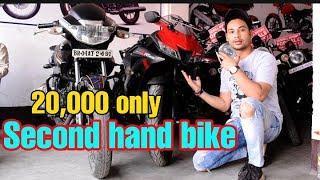 Second Hand Bike Market {PATNA}