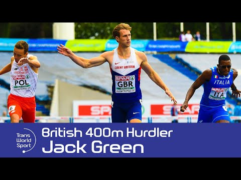 Jack Green | Journey Back To The Track | Trans World Sport