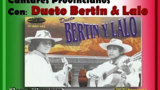 Dueto Bertín & Lalo - Popurrí Ranchero