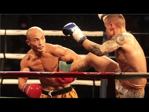Chinese MMA Fighter Who Beats Fake 'Kung Fu Masters' May Face 'Monk