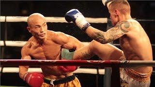 Yi Long Highlights Shaolin Style in K-1