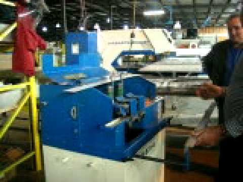 Mckechnie International Deburring Sheet Metal Edges Youtube