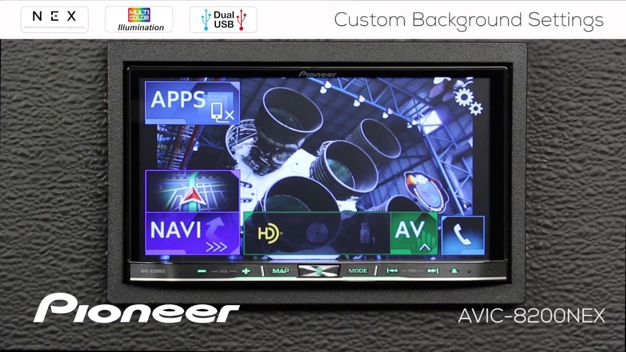 Pioneer AVIC-5100NEX A/V Receiver Drivers