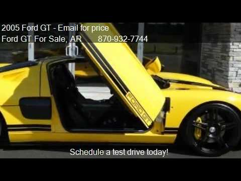 Ford Gt Coupe For Sale In Jonesboro Ar  At The Fo