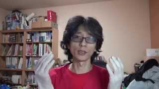 3Dインプラント手術時、ドラマのワンシーンの様に両手を上に上げていま...