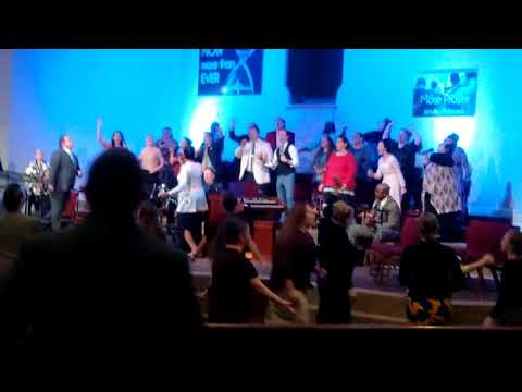 Apostolic Pentecostal Church service