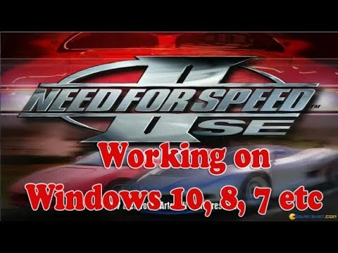 Download Need For Speed II SE 100% WORKING