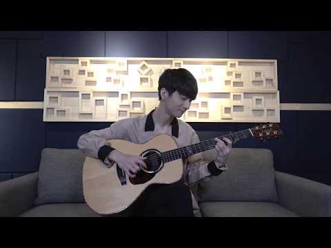 (Naruto Shippuden) Blue Bird  -Sungha Jung