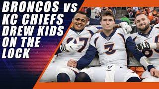 Broncos vs Chiefs: Lock vs Mahomes pt 1