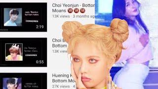 The Sexualization Of K-POP idols