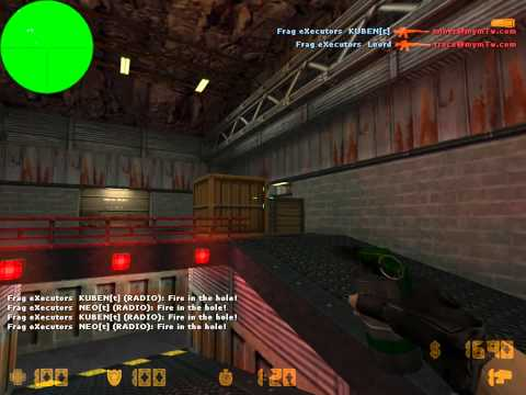NEO vs. mTw @Xperia PLAY 2011 (de_nuke)