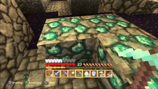 Minecraft: How to get Fortune III Diamond Pickaxe Ep. 10