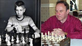 Шахматы. СОКРУШИТЕЛЬНАЯ АТАКА в исполнении юного Бобби Фишера!