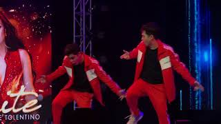 Manouevers vs Universal Motion Dancers