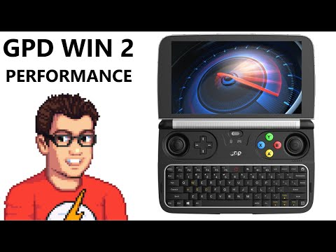 GPD Win 2 - Performance Guide UPDATE (EASY AND SIMPLE) - YouTube