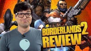 BORDERLANDS 2 REVIEW!