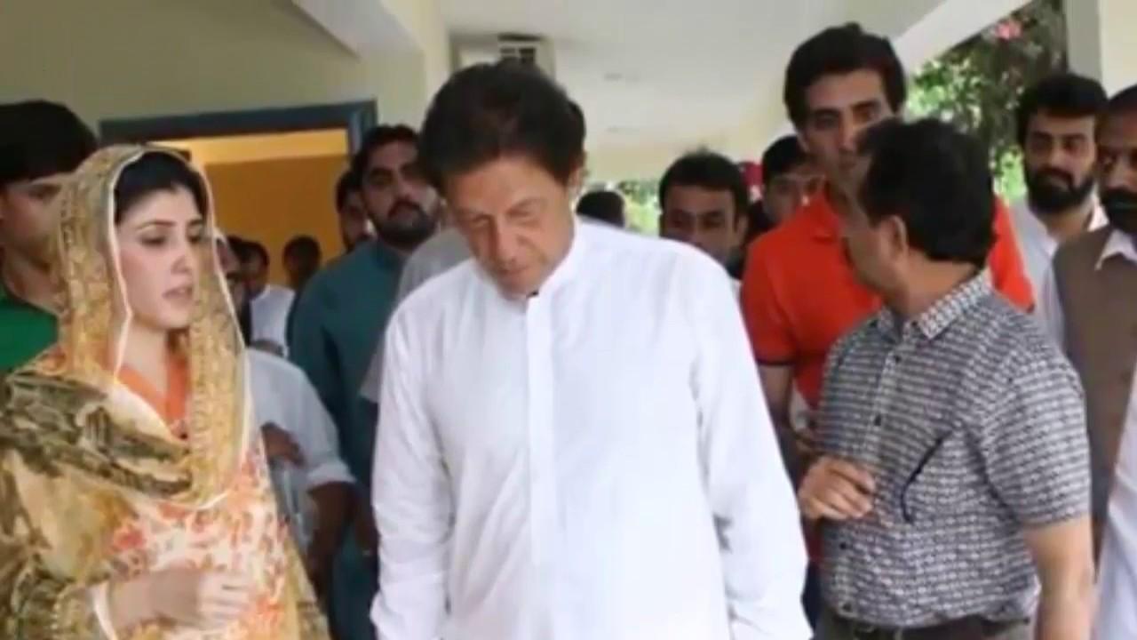 Imran Khan VS  Ayesha Gulalai Who is wrong ???? you tube