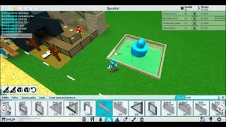 Fountain For Entrance Roblox TPT2 SERIES
