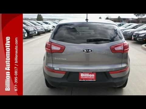 Used 2011 Kia SPORTAGE Rapid City Car  For  Sale, SD #H10505A