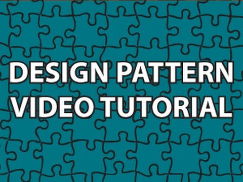 Design Patterns Video Tutorial YouTube New Design Patterns Tutorial