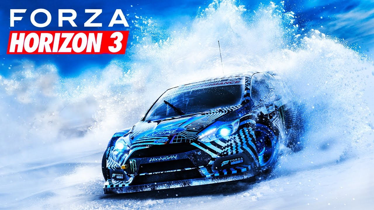Forza Horizon 3 Blizzard Mountain Looking For Santa