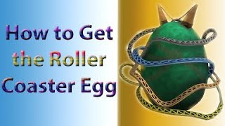 How to Get the Roller-eggster Egg | ROBLOX Egg Hunt 2019 Guide