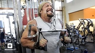 Biceps and Triceps Workout | Day 31 | Kris Gethin