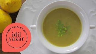 Kuşkonmaz Çorbası Nasıl Yapılır ? - İdil Yazar - Yemek Tarifleri