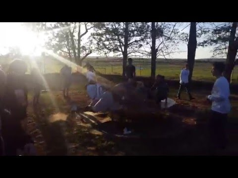 Lyle/Wishram/Trout Lake schools enjoying some play time