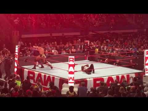 Drew McIntyre Returns! (WWE Raw - 4/16/18)