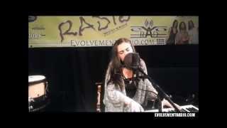 Evolvement Radio Presents...Sasha Yatchenko - Miss Astronaut - Live In Studio and On Air - 2013