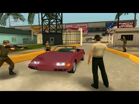 GTA Vice City Stories - Walkthrough - Mission #3 - Conduct Unbecoming