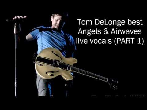 Tom DeLonge Best Angels & Airwaves Live Vocals (PART 1)