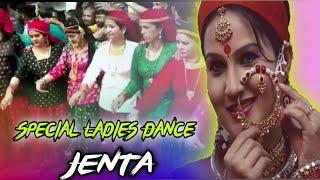 Special Pahari Ladies Dance | Jenta Raso | Beautiful Girls Dance | Latest Pahari Song | Pahari Club