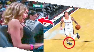 NBA 'What's Wrong with You?' MOMENTS