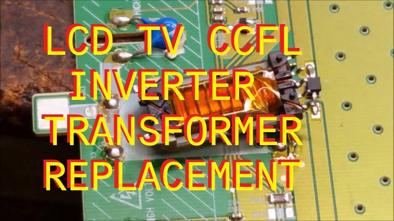 Element Vizio RCA Seiki Westinghouse Insignia Inverter board repair fix