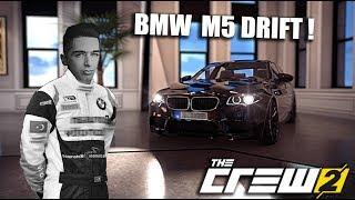 BMW M5 İLE DAĞLARDA YANLADIM! / THE CREW 2