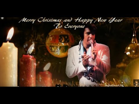 Elvis Presley  -Silver Bells with lyrics
