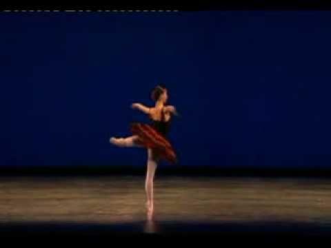 Don quixote variation & coda Tamara Rojo Royal Ballet