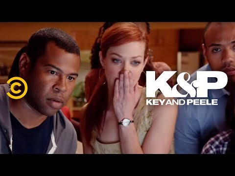 Key & Peele - Video Game Sensors