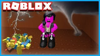 LA PRISON PREND FEU ! | Roblox Natural Disaster Survival