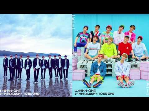Wanna One 워너원 | BURN IT UP 활활 | Backup + hidden vocals + instrumental