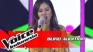 Ayu Englishman In New York Blind Auditions The Voice Indonesia GTV 2018