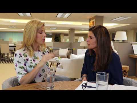Maria Shriver Interviews Jessica Seinfeld