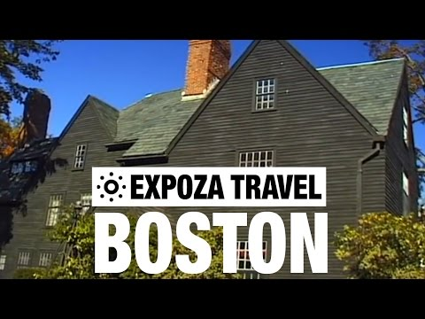 Boston Vacation Travel Video Guide