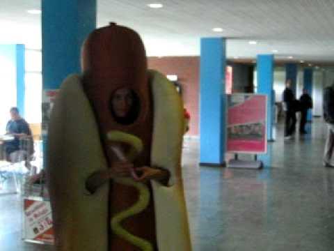 Studentenjob Hotdog - In Mensa Der Humboldt Uni